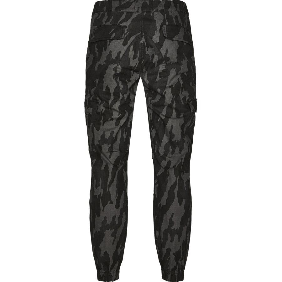 RAS CARGO PANT - Ras Cargo Pant - Bukser - Regular - GRÅ CAMO - 2